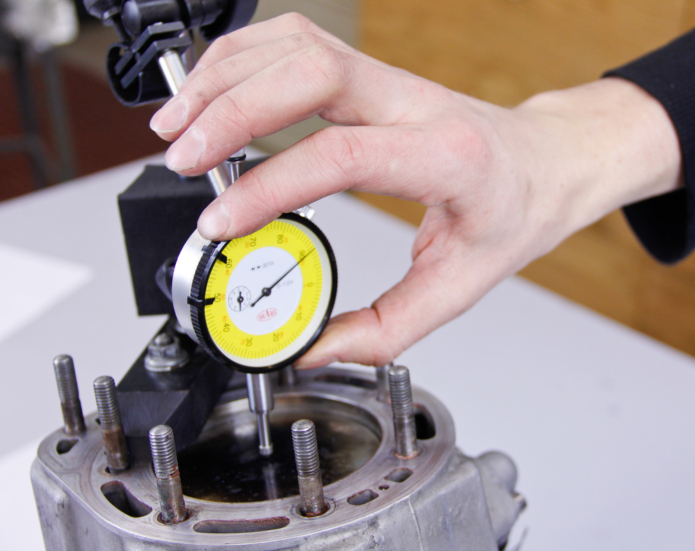 What precision measurement tools should you use