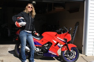 tips on buying a used motorcycle as a female rider