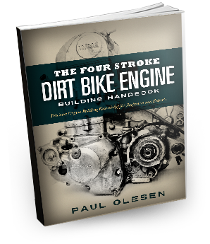 How to rebuild your four stroke dirt bike engine
