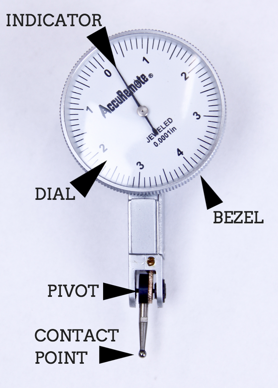 How to use a dial test indicator