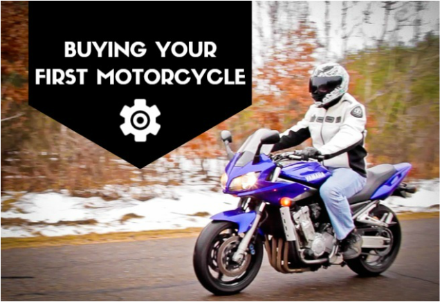 Buying my first motorcycle