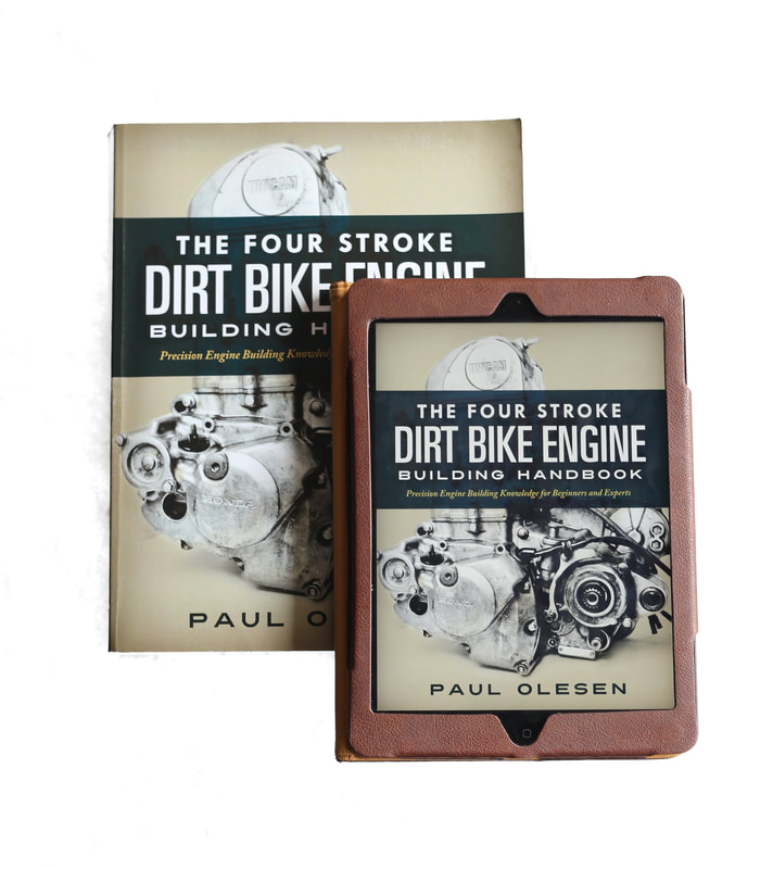 The four stroke dirt bike engine building handbook (value pack)