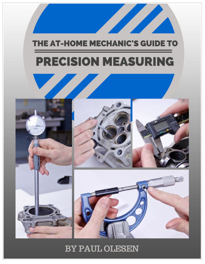 This free downloadable guide covers everything you need to know about the correct use and implementation of precision measurement tools when rebuilding your own engine.