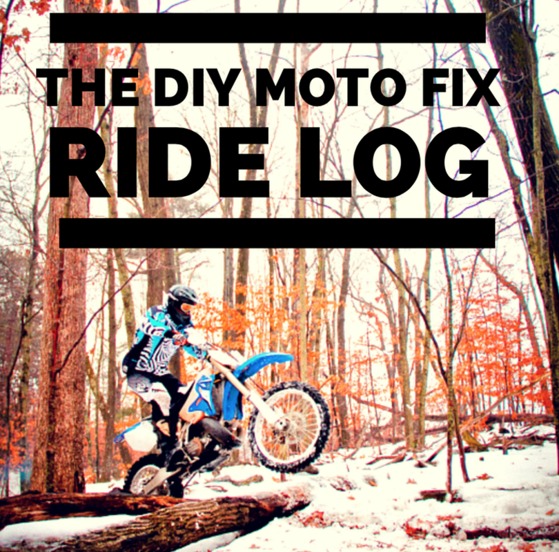 free downloadable dirt bike ride log to keep track of engine hours and maintenance