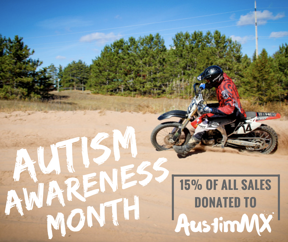 DIY Moto Fix gives back to AutismMX for Autism Awareness Month