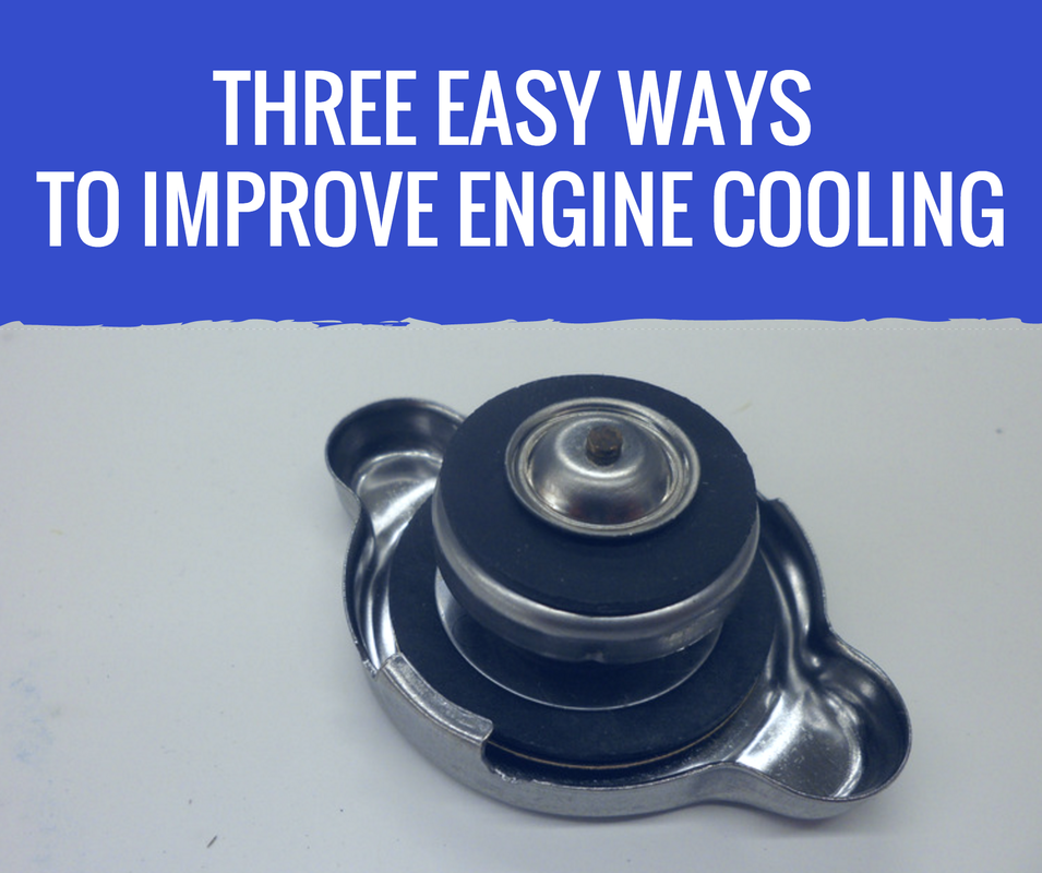 Three easy ways to increase engine cooling in your dirt bike or ATV.